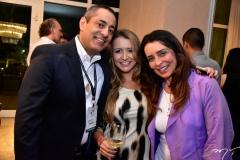 Tarek Hassan, Mariana e Ana Paula Lafetá