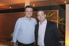 Alexandre Viana e Jocerlan Gonçalves
