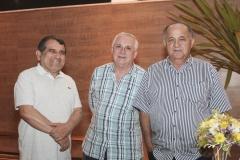 Almir Castro, Antônio Prudêncio e Abdias Rolim