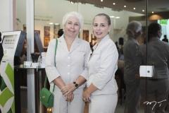 Alódia e Samira Guimarães