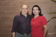 Eduilton e Valentina Girão