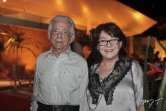 Elias Salomão e Maria Helena Cardoso
