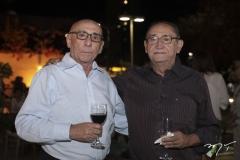 Francisco Fernandes e Nelson Serra