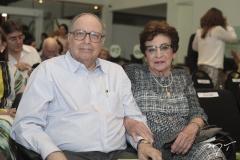 João Evangelista e Zélia Petrola