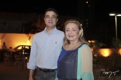 Luiz Eduardo e Regina Cerqueira
