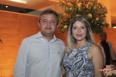 Márcio e Flávia Galliza