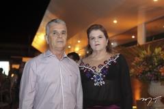 Manuelito e Maria de Lourdes Almeida