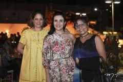 Maria Portinari, Tânia Vasconcelos e Adriana Helena