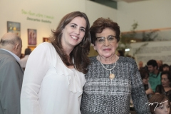 Raquel e Zélia Petrola