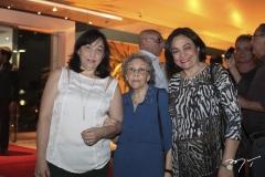 Silvana, Gleide e Ângela Bezerra