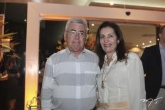 Vagner Lima e Sônia Sucupira