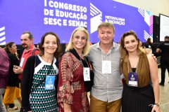 I Congresso de Educação SESC e SENAC