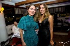 Águeda Muniz e Raquel Machado