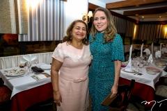 Maria Vidal e Águeda Muniz