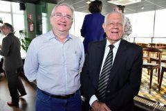 Carlos Viana e Carlos Saboya