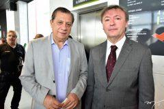Jose Airton e Mauricio Filizola