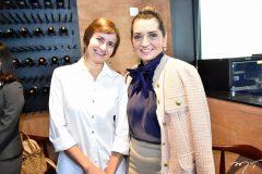 Raquel Cager e Marcia Travessoni