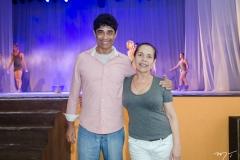 Gilano e Dora Andrade