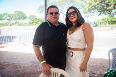 Antonio Aguiar e Carla Melo