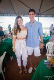 Carolina Cavalcante e Mateus Rolim