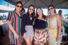 Elianae Pinheiro, Carol Belem, Erika Lima e Neide Mota