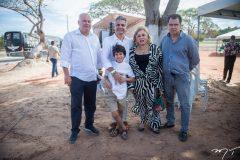 Luciano, Marcelo, Marcos, Simone e Fernando Cavalcante