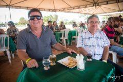 Manuel Mota e Luiz Inacio Bitencourt