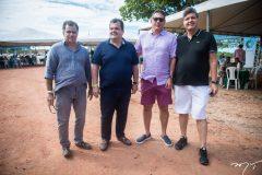 Marcos Medeiros, Reer Freire Junior, Fernando Cavalcante e Marcos Oliveira