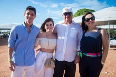 Mateus Rolim, Carolina, Luciano e Denise Cavalcante