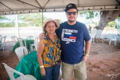 Socorro e Eliardo Araujo