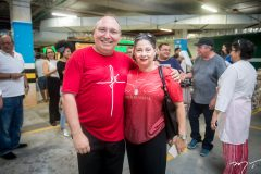 Pe. Eugênio e Consuelda Andrade