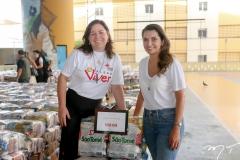 Ana Paula Ribeiro e Márcia Travessoni