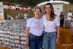 Consuelda Azevedo e Marcia Travessoni