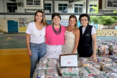 Márcia Travessoni, Lia Freire, Vanessa Queirós