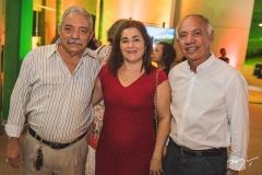 Alfredo Lousada, Jucilene Nogueira e Coronel Gomes