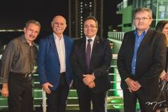 Egídio Serpa, Freitas Cordeiro, Romildo Rolim e Andrade Costa