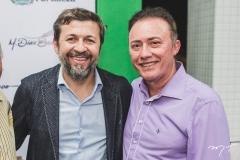 Élcio Batista e Darlan Leite