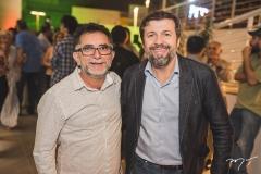 Eliseu Gomes e Élcio Batista