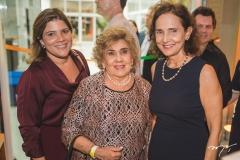 Gisela Vieira, Consuelo Dias Branco e Izolda Cela