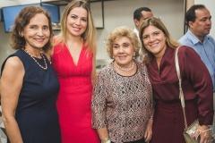 Izolda Cela, Onélia Santana, Consuelo Dias Branco e Gisela Vieira