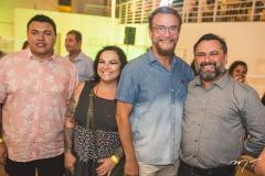 Paulo Henrique, Van, Léo Gondim e João Lima