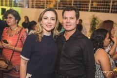 Suyane e Cláudio Dias Branco
