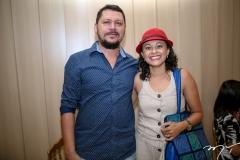 Maninho Seleiro e Cecilia Rossi