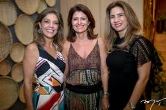 Vera Saboya, Luce Galvão e Karmilse Marinho