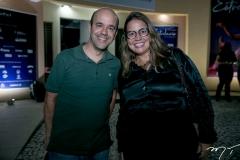 Henrique Soarez e Luciana Soares