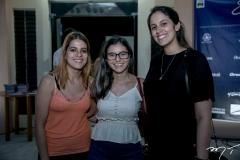 Istael Froes, Ana Carolina Mapurunga e Rebeca Almeida
