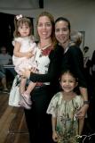 Julia e Ticiana Rolim Queiroz, Isabela e Elena Rolim