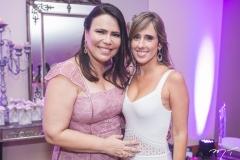 Andrea Rios Montenegro e Denise Bezerra de Menezes