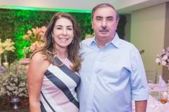 Denise e César Montenegro