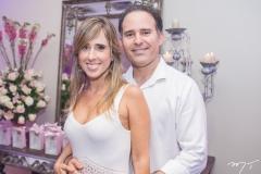 Denise e Felipe Aguiar